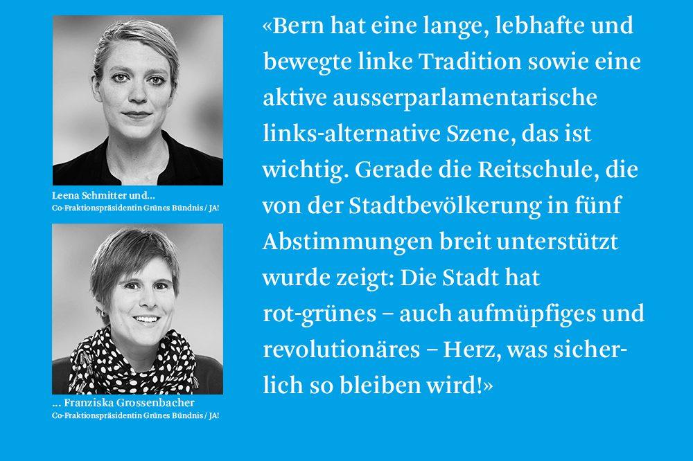 Kommentar Schmitter & Grossenbacher