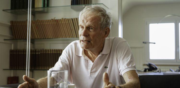 Stickelberger Interview