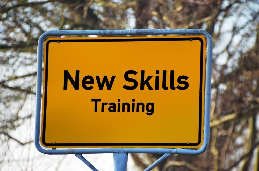 New Skills.. Bild: Public Domain