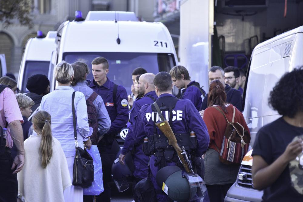 Polizei_Antifademo